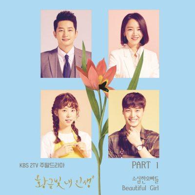 소심한오빠들_Beautiful Girl_황금빛내인생 OST Part.1_170916